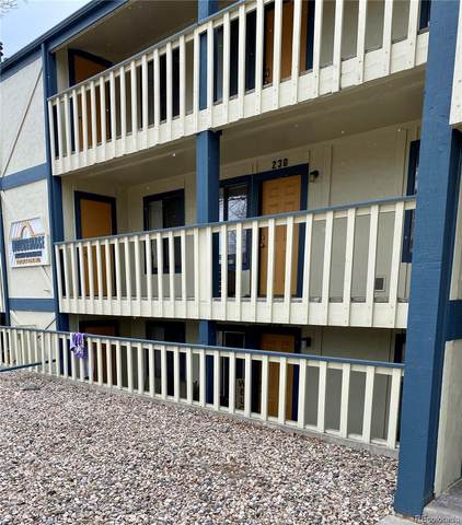 1118 City Park Avenue #230, Fort Collins, CO 80521 (#7319501) :: Chateaux Realty Group