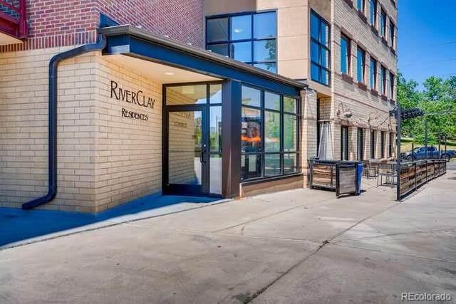 2240 Clay Street #410, Denver, CO 80211 (MLS #7319552) :: Find Colorado