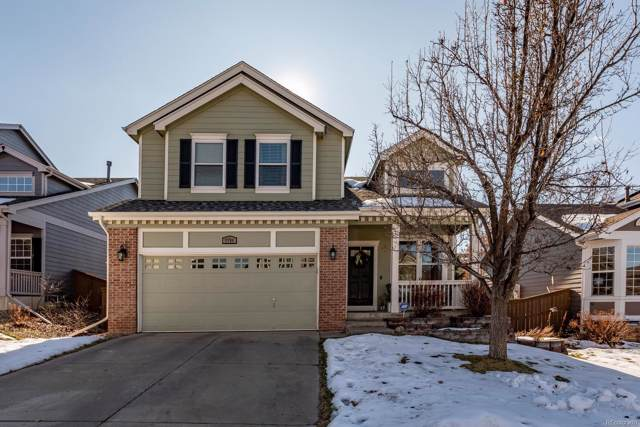 1100 Thornbury Place, Highlands Ranch, CO 80129 (#7319902) :: Keller Williams Action Realty LLC