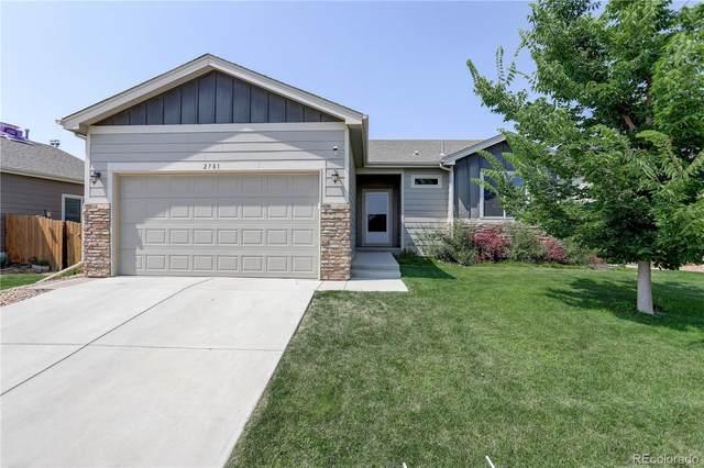 2781 E Prairie Drive, Milliken, CO 80543 (#7320383) :: Berkshire Hathaway HomeServices Innovative Real Estate