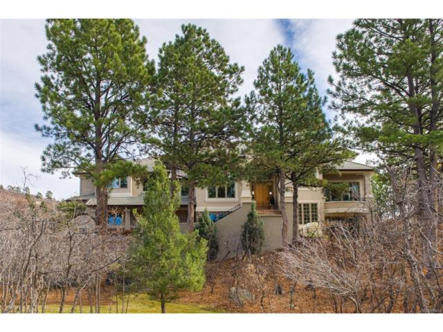 912 Dakota Drive, Castle Rock, CO 80108 (#7320713) :: Colorado Team Real Estate