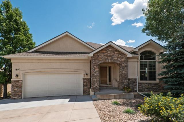 1850 Malton Court, Castle Rock, CO 80104 (MLS #7321034) :: 8z Real Estate