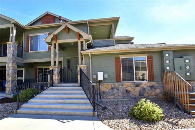 623 Callisto Drive #202, Loveland, CO 80537 (#7321079) :: The Healey Group