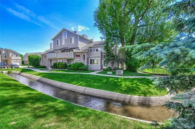 5061 Garrison Street 207C, Wheat Ridge, CO 80033 (#7321895) :: The Peak Properties Group