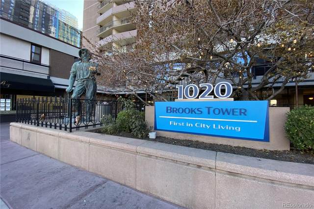 1020 15th Street 24A, Denver, CO 80202 (#7321912) :: Wisdom Real Estate
