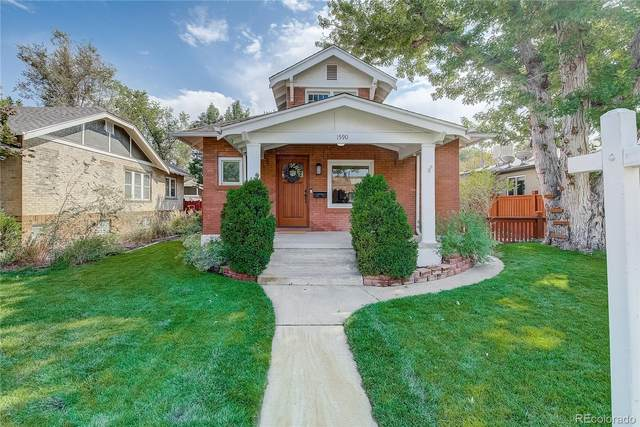 1590 S Lincoln Street, Denver, CO 80210 (#7322598) :: The Brokerage Group