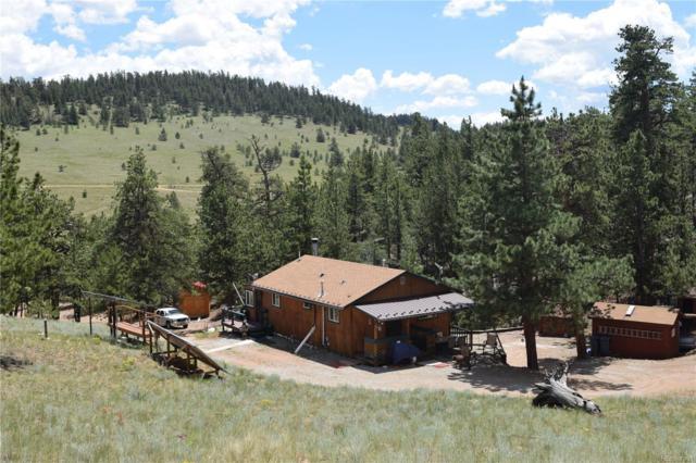 1861 Badger Creek Road, Hartsel, CO 80449 (#7323037) :: The Gilbert Group
