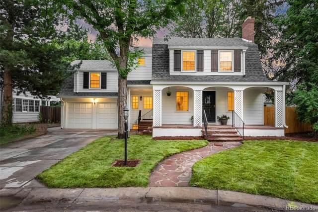 2716 S Marion Circle, Denver, CO 80210 (#7323058) :: Finch & Gable Real Estate Co.