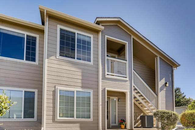8304 Pebble Creek Way #201, Highlands Ranch, CO 80126 (#7323276) :: Briggs American Properties