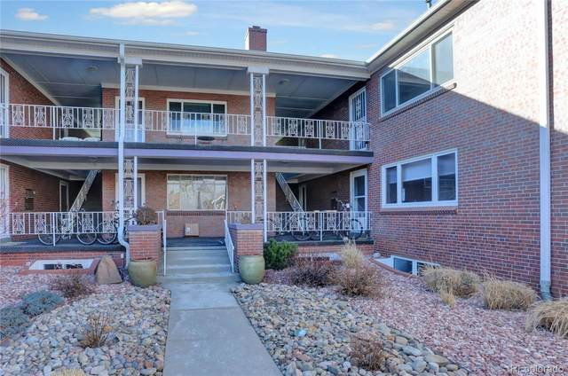 2047 S Milwaukee Street #10, Denver, CO 80210 (#7323298) :: Re/Max Structure