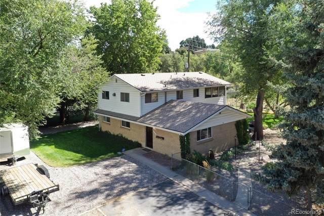 8400 W 46th Avenue, Wheat Ridge, CO 80033 (#7323506) :: The Healey Group