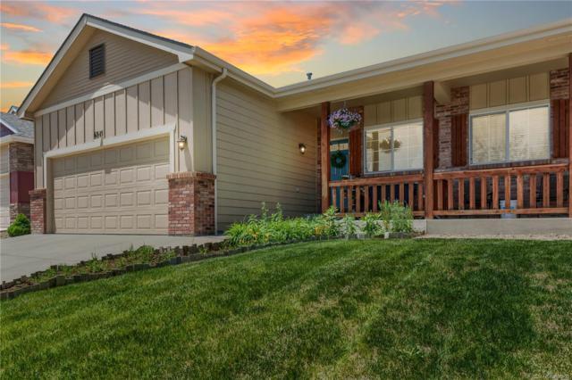 6315 Noble Street, Evans, CO 80634 (MLS #7323583) :: Bliss Realty Group