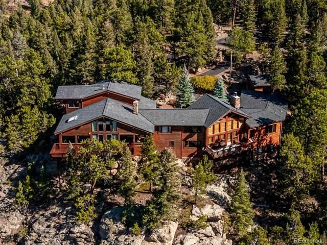 30250 Troutdale Scenic Drive, Evergreen, CO 80439 (#7323700) :: Venterra Real Estate LLC