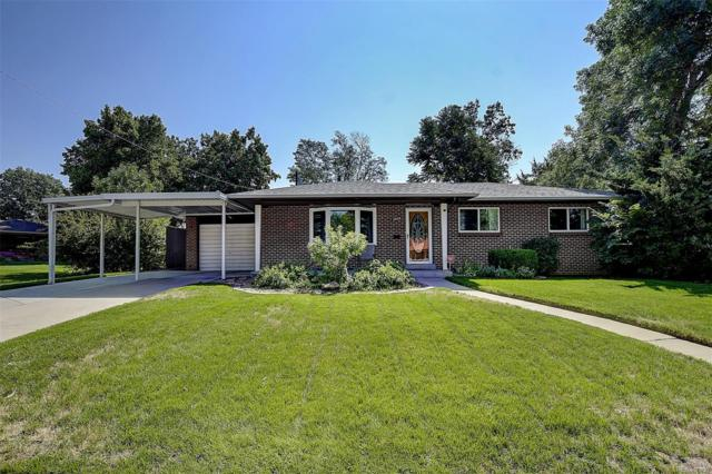 5850 S Fox Street, Littleton, CO 80120 (MLS #7323811) :: 8z Real Estate
