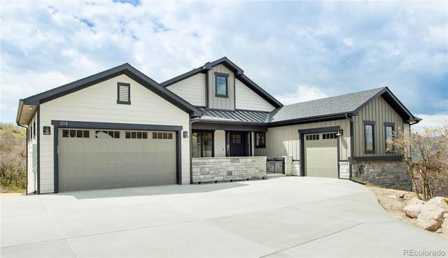 3420 Lost Lake Court, Franktown, CO 80116 (MLS #7323867) :: Bliss Realty Group