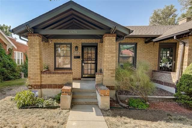 4424 W Hayward Place, Denver, CO 80212 (MLS #7323902) :: 8z Real Estate