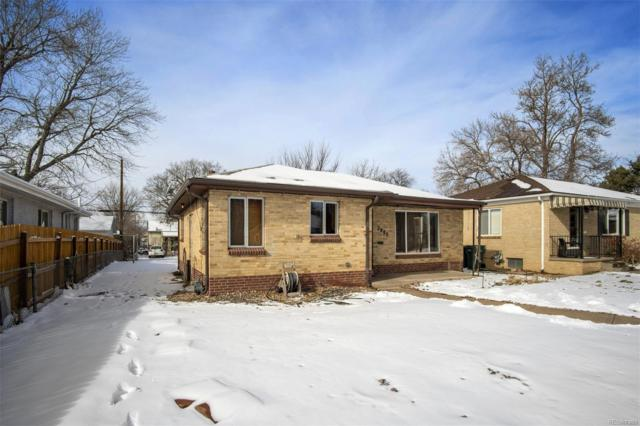2885 S Pennsylvania Street, Englewood, CO 80113 (#7324101) :: Colorado Home Finder Realty