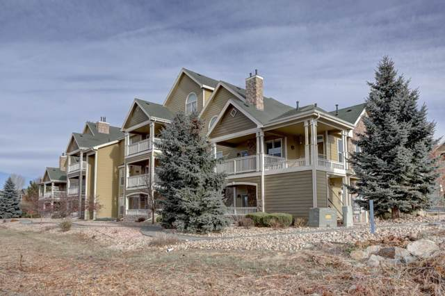 6017 Castlegate Drive F33, Castle Rock, CO 80108 (#7324188) :: The DeGrood Team