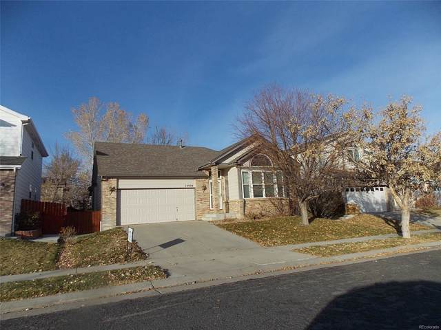 13939 E 106th Avenue, Commerce City, CO 80022 (#7324250) :: The DeGrood Team