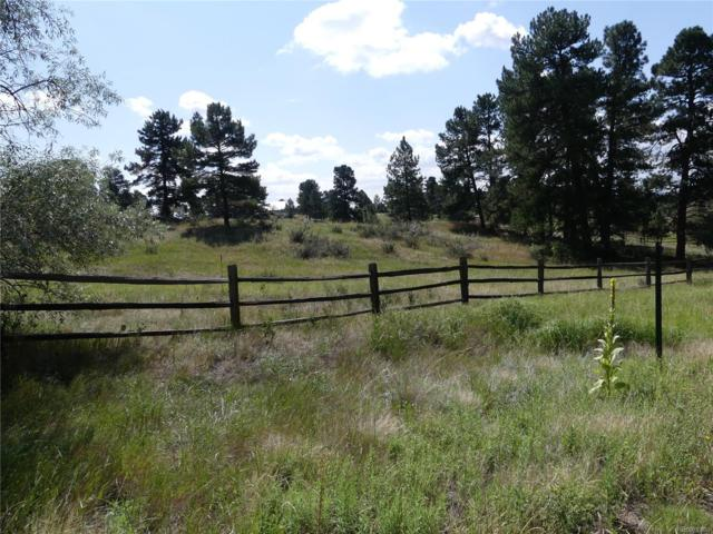 7974 Deertrail Drive, Parker, CO 80138 (#7324567) :: The Pete Cook Home Group