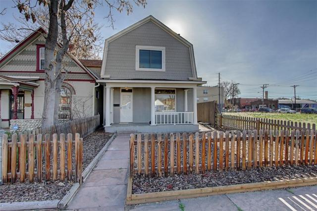 1016 Kalamath Street, Denver, CO 80204 (MLS #7324646) :: 8z Real Estate