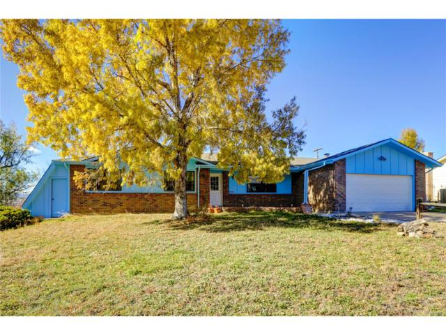 3585 N Allen Street, Castle Rock, CO 80108 (MLS #7325026) :: 8z Real Estate