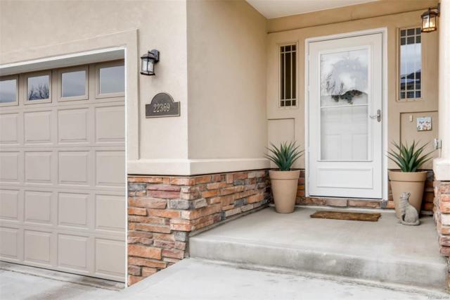 22369 E Plymouth Place, Aurora, CO 80016 (MLS #7325033) :: 8z Real Estate