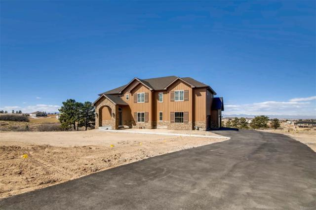 7753 Merryvale Trail, Parker, CO 80138 (#7325157) :: The Peak Properties Group