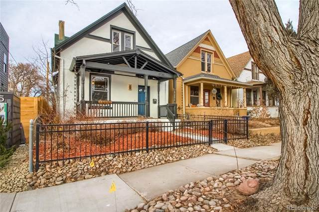 3733 N Jason Street, Denver, CO 80211 (#7325352) :: Colorado Home Finder Realty