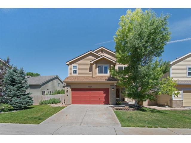 17607 Peyton Drive, Parker, CO 80134 (#7325367) :: The Peak Properties Group