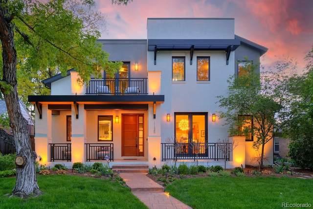 1125 S Jackson Street, Denver, CO 80210 (#7325888) :: Finch & Gable Real Estate Co.