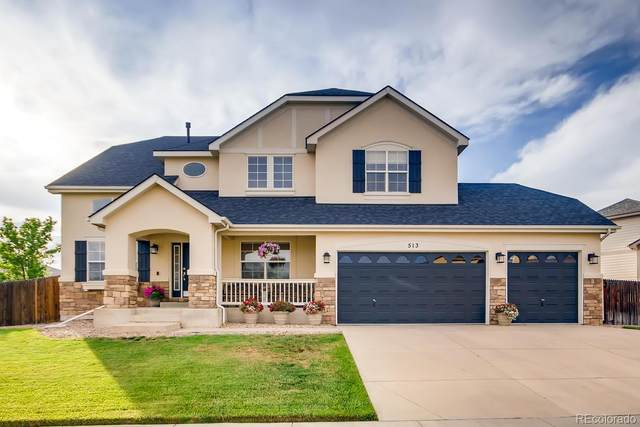 513 Branding Iron Court, Brighton, CO 80601 (#7326386) :: Bring Home Denver with Keller Williams Downtown Realty LLC