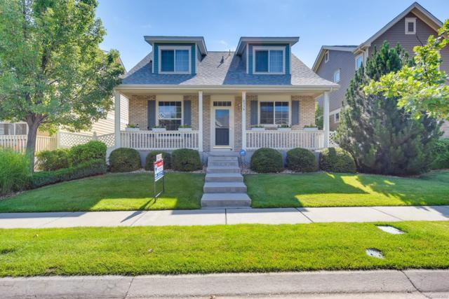 8334 Deframe Court, Arvada, CO 80005 (#7326623) :: The Healey Group