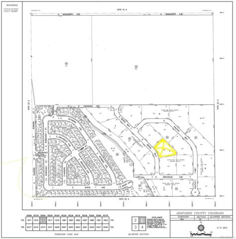 LOT 2 BLK 5 HEATHER  Village Industrial Sub 1St Flg, Aurora, CO 80017 (#7326838) :: The HomeSmiths Team - Keller Williams