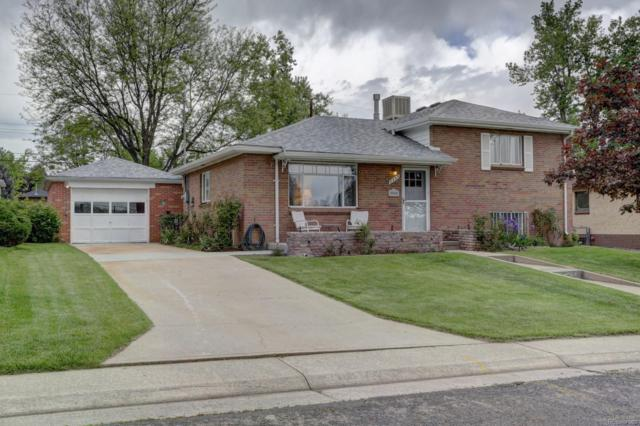 2555 S Utica Street, Denver, CO 80219 (#7326862) :: The HomeSmiths Team - Keller Williams