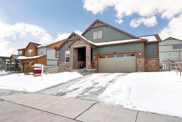 8368 Arapahoe Peak Street, Littleton, CO 80125 (MLS #7327142) :: 8z Real Estate