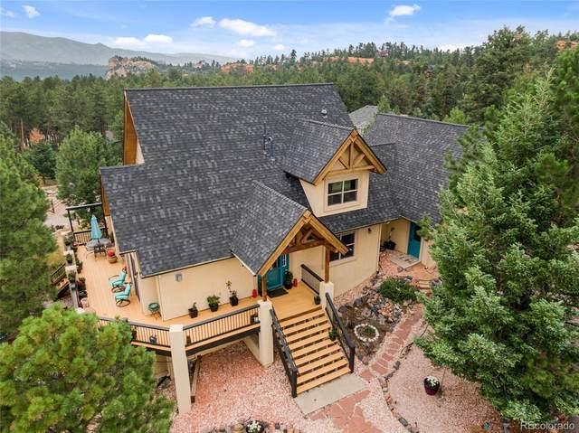4755 Delaware Drive, Larkspur, CO 80118 (MLS #7327333) :: Clare Day with Keller Williams Advantage Realty LLC