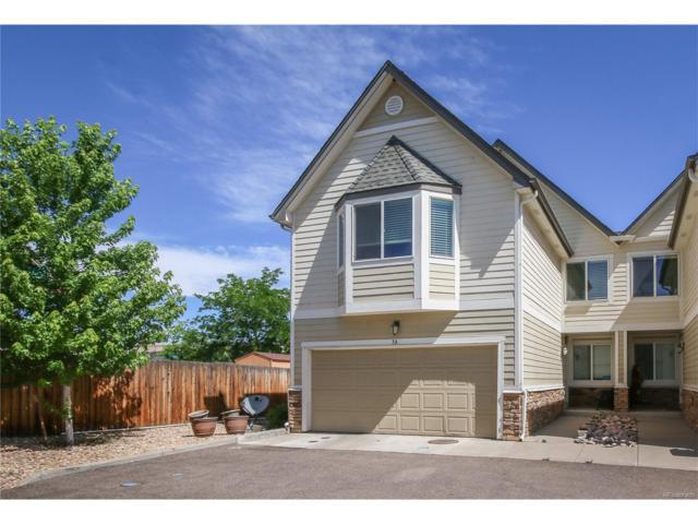 9791 W Stanford Avenue 3A, Littleton, CO 80123 (MLS #7327425) :: 8z Real Estate
