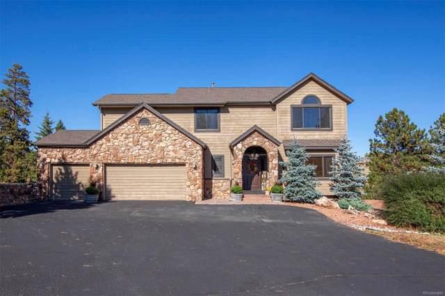 30865 Tanoa Road, Evergreen, CO 80439 (MLS #7327462) :: 8z Real Estate