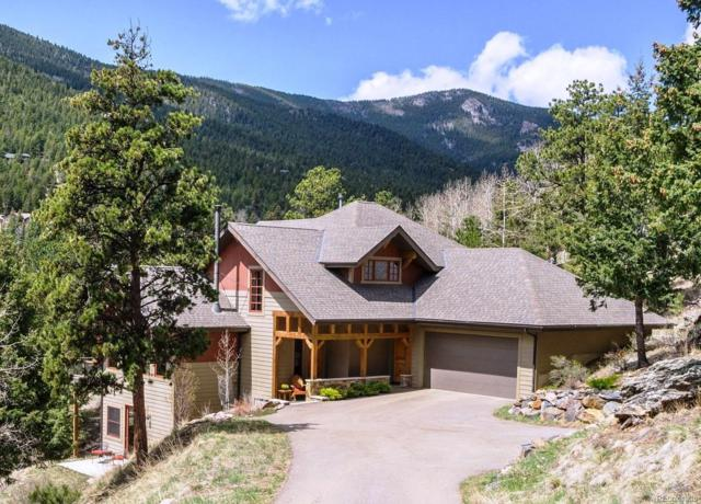 280 Meadow Lane, Evergreen, CO 80439 (MLS #7327468) :: 8z Real Estate