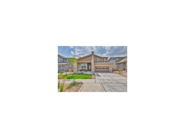 9347 Iron Mountain Way, Arvada, CO 80007 (MLS #7327631) :: 8z Real Estate