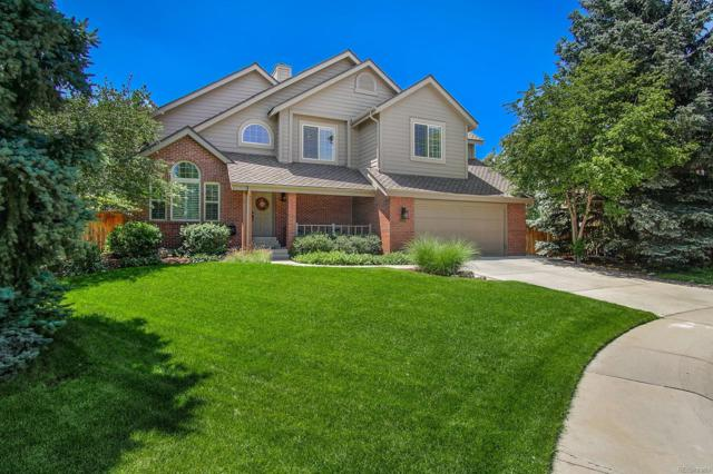 9696 Promenade Place, Highlands Ranch, CO 80126 (#7327804) :: The Griffith Home Team