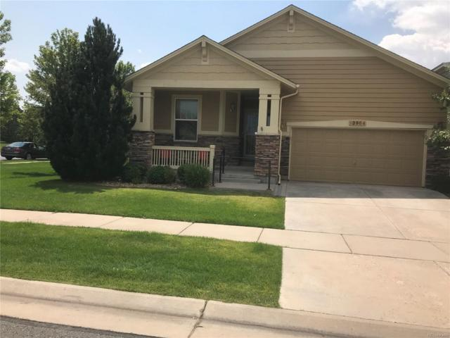 13964 W 84th Place, Arvada, CO 80005 (#7327901) :: The Peak Properties Group