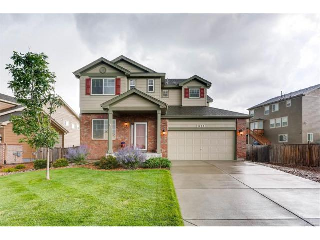 3788 Amber Sun Circle, Castle Rock, CO 80108 (#7328024) :: The Peak Properties Group