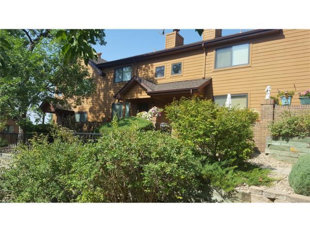 9400 E Iliff Avenue #391, Denver, CO 80231 (MLS #7328328) :: 8z Real Estate