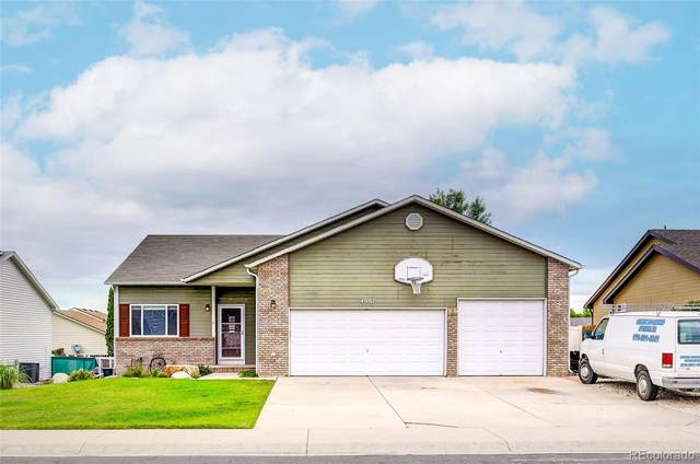 4987 W 3rd Street Road, Greeley, CO 80634 (#7328362) :: The Gilbert Group