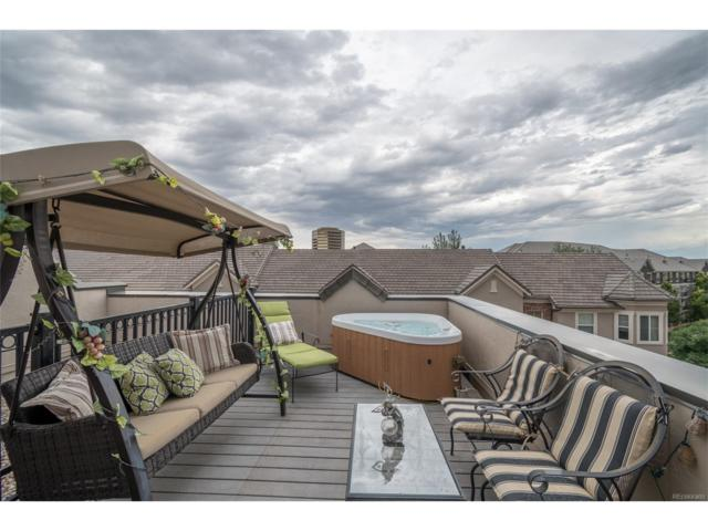 5422 Dtc Parkway, Greenwood Village, CO 80111 (#7329250) :: The City and Mountains Group