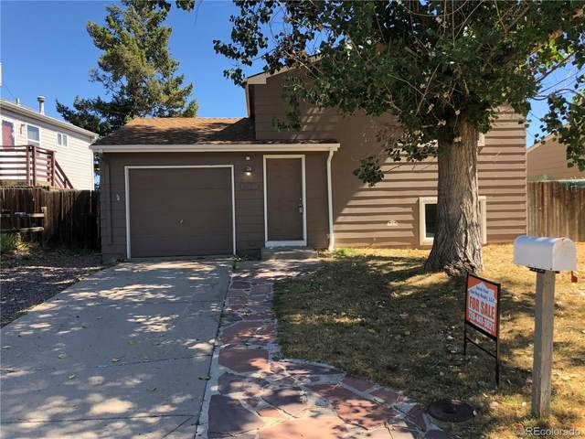 9621 W 105th Avenue, Westminster, CO 80021 (#7329299) :: The DeGrood Team