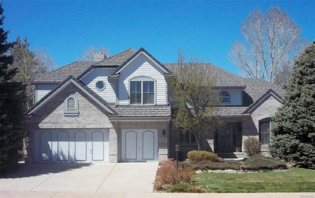 10380 E Lake Drive, Englewood, CO 80111 (#7330330) :: The Peak Properties Group