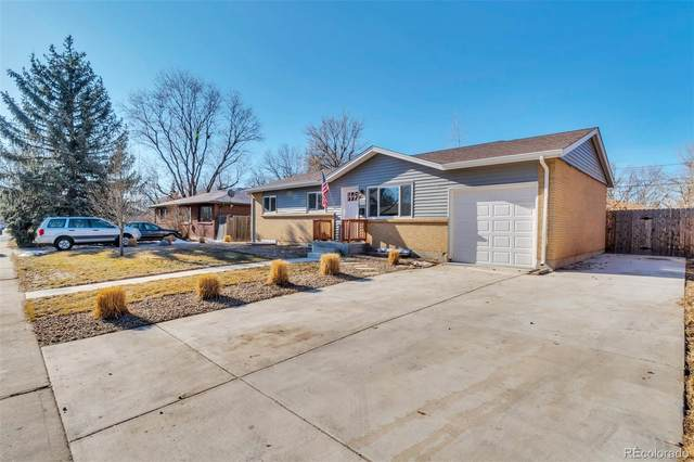 6358 Brooks Drive, Arvada, CO 80004 (#7330716) :: The Brokerage Group